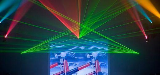 2010 Lasershow in Gleina - JL