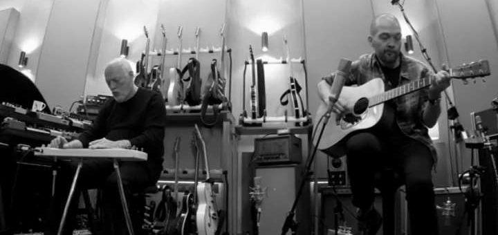 Ben Watt & David Gilmour, The Levels, Screenshot
