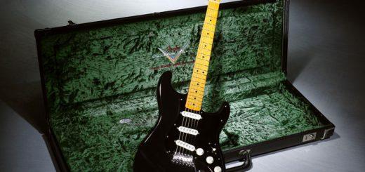 David Gilmour - 2008 Fender