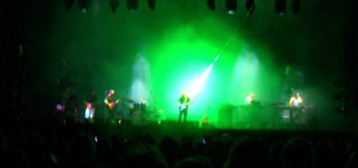 David Gilmour 11.8.2006 Venedig