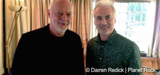 David Gilmour - Planet Rock