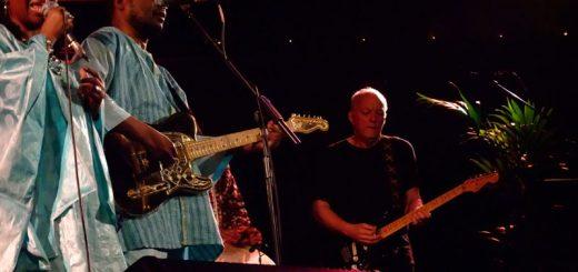David Gilmour 25.5.2009 London