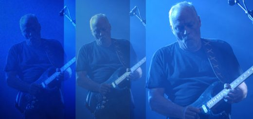 David Gilmour 27.7.2006 Klam