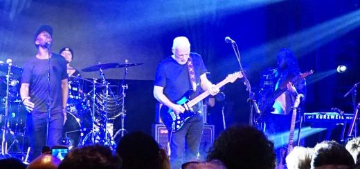 David Gilmour: I'm With The Banned, Koko, London