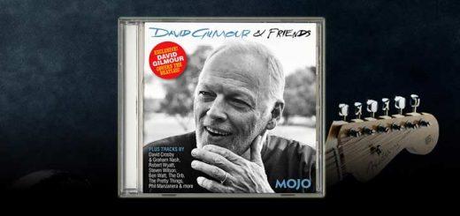 David Gilmour - Mojo (CD)