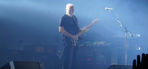 David Gilmour 12.9.2015 Pula