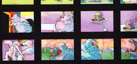 Gerald Scarfe - The Making Of The Wall