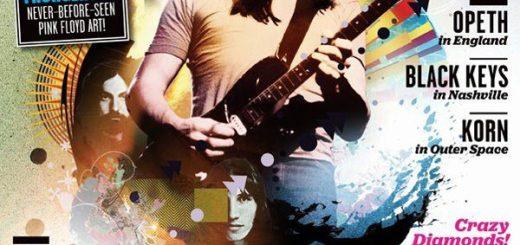 Pink Floyd Schwerpunkt Guitar World 2/2012