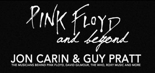 Guy Pratt & Jon Carin 2015