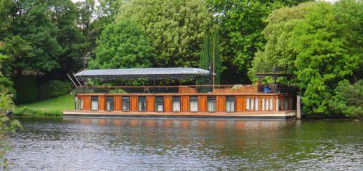 Hausboot-Studio Astoria