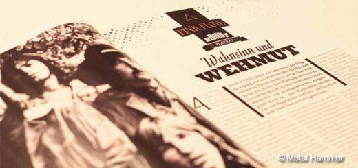 Pink Floyd - Metal Hammer 12-2014