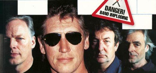 Pink Floyd The Wall - MOJO 1999