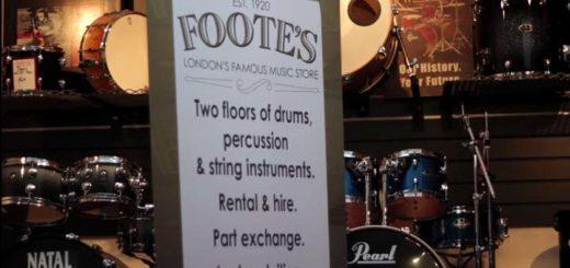 Nick Mason - Foote's