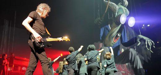 Roger Waters und sein verhasster Lehrer, Foto: Joachim Lingelbach