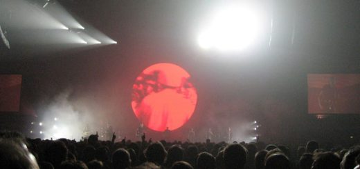 Roger Waters 18.4.2007 Leipzig