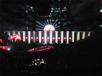 Roger Waters Toronto 16.9.2010, Foto: Thomas Zeidler