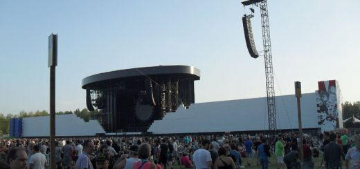 Roger Waters The Wall Open Air in Werchter, Foto: Bas Swanenberg