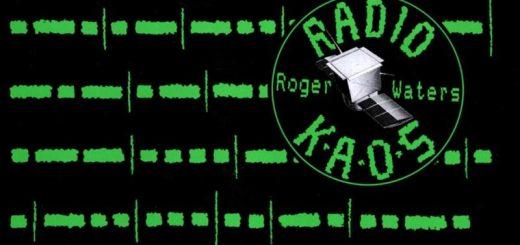 Roger Waters - Radio Kaos (1987)