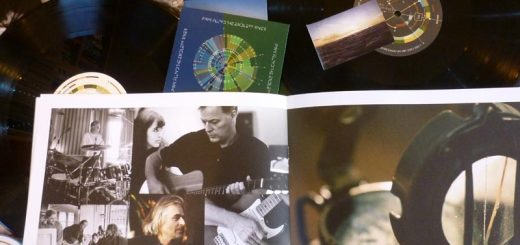 The Endless River Vinyl Booklet