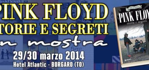 Pink Floyd Exhibition in Turin