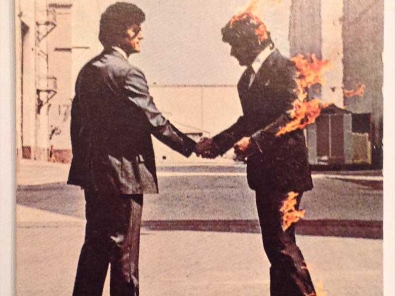 1977 Pink Floyd Dortmund Ticket