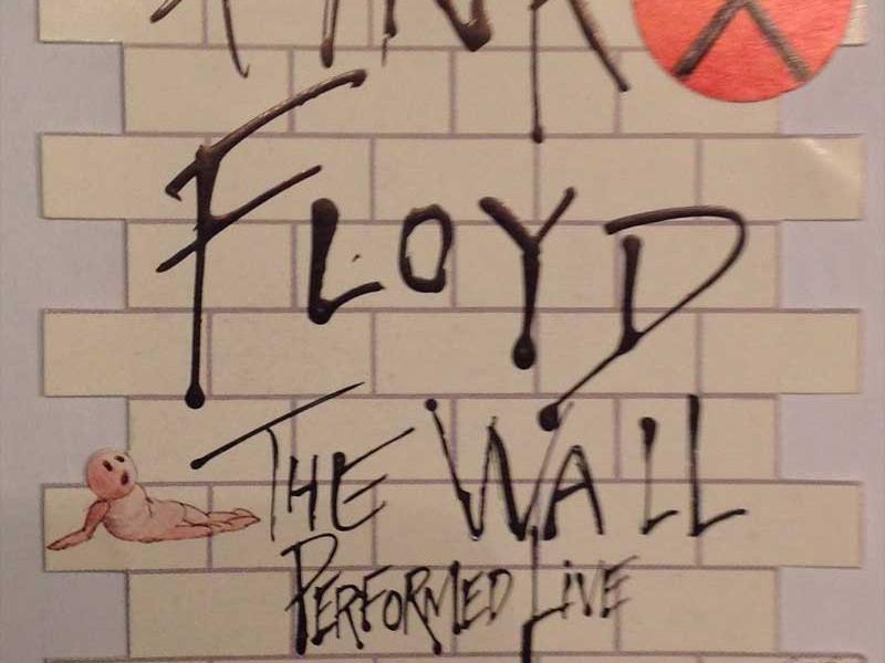 1981 Pink Floyd Dortmund Ticket