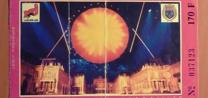 21.6.1988 Pink Floyd Versailles