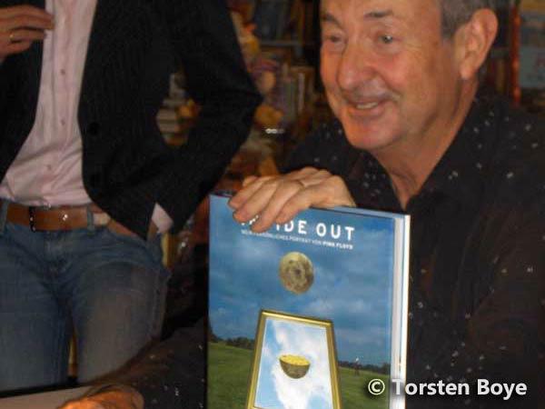 Nick Mason 30.1.2006 Hamburg