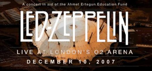 Led Zeppelin 10.12.2007 London O2 Arena
