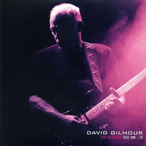 David Gilmour Live in Gdansk Disc 1