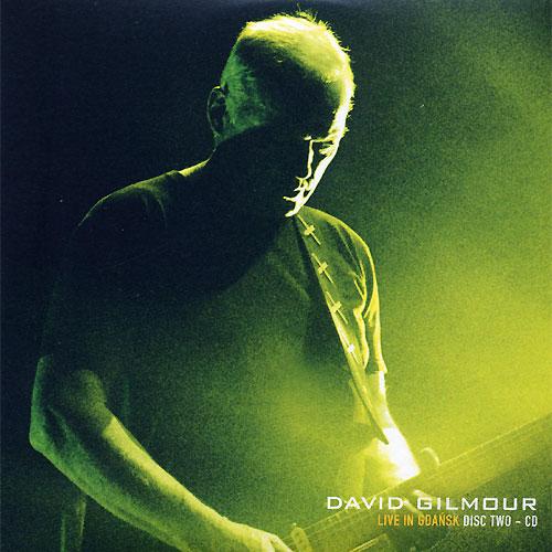David Gilmour Live in Gdansk Disc 2