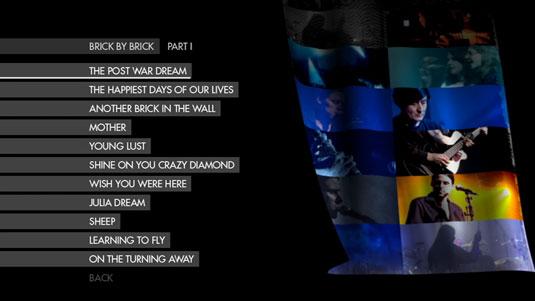 Crazy Diamond DVD 2008 Zürich