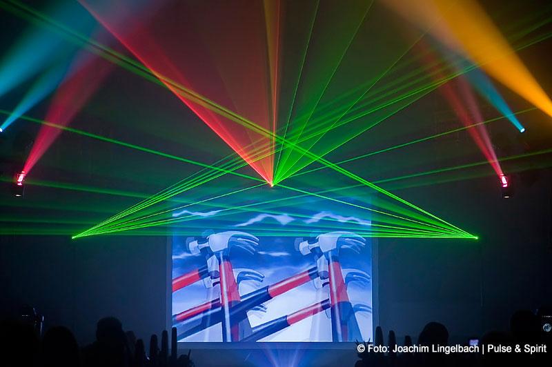 Lasershow 2010 Gleina