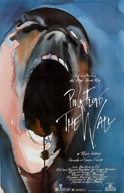 Pink Floyd The Wall Film-Poster