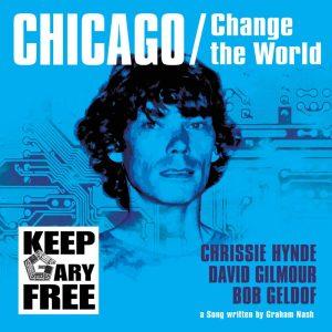 David Gilmour - Chicago Single