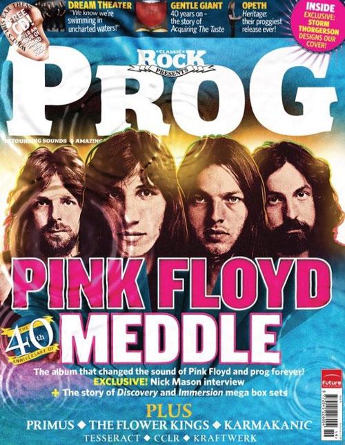 Pink Floyd Meddle - Prog Rock 2011
