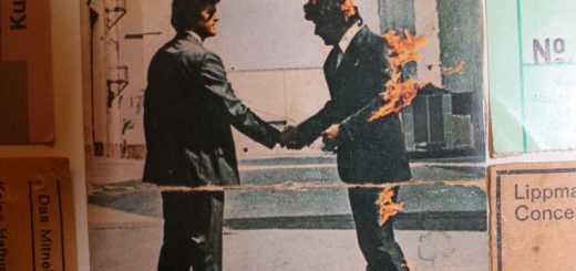 Pink Floyd 1977 Frankfurt Ticket