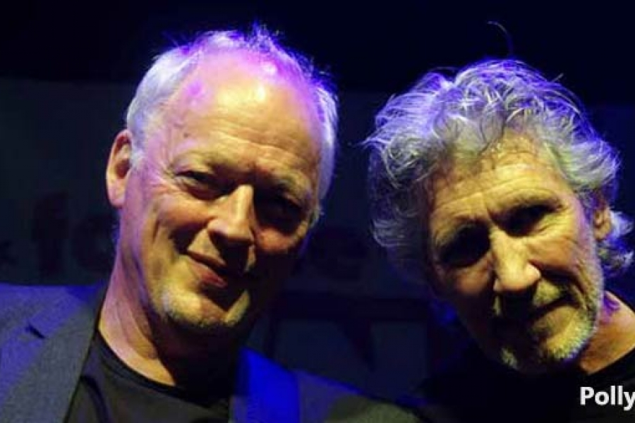 David Gilmour & Roger Waters 2010