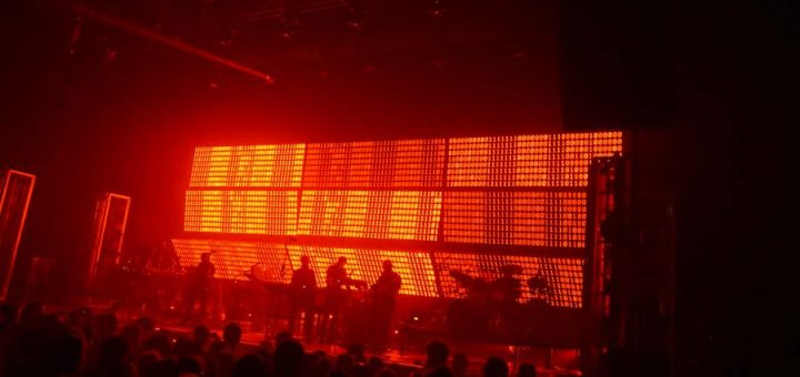 Massive Attack 20.2.2016 Wien