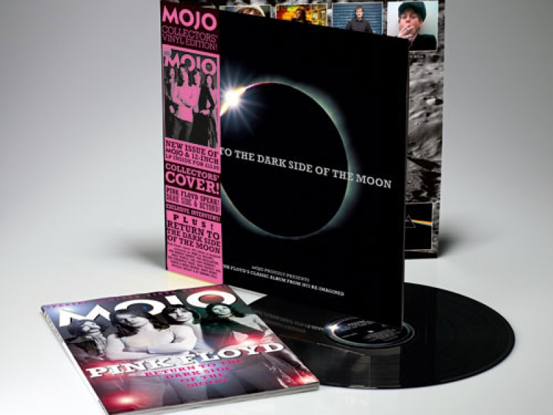 "Pink Floyd ""Dark Side of the Moon"" Mojo Special"