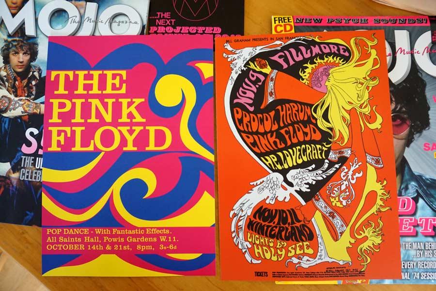 Pink Floyd, Syd Barrett Mojo (2016)