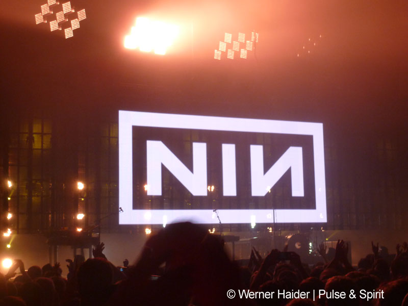Nine Inch Nails 9.6.2014 Wien