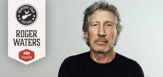 Roger Waters 24.7.2015 Newport Folk Festival