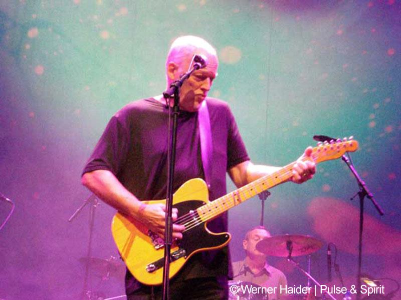 Pink Floyd 2007 Barbican Hall