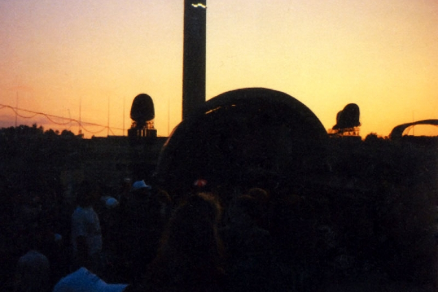 Pink Floyd 1994 Berlin Maifeld