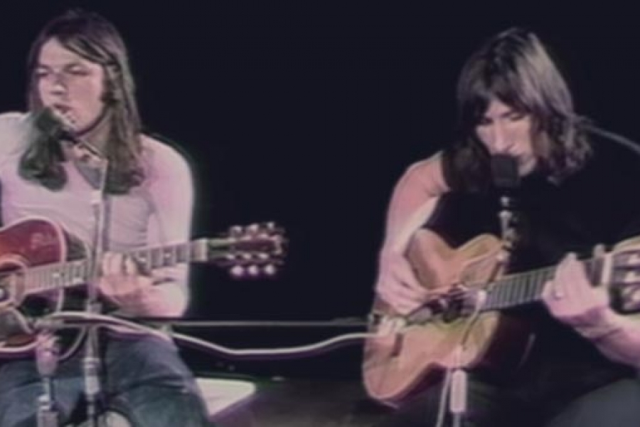 Pink Floyd Grantchester Meadows Video