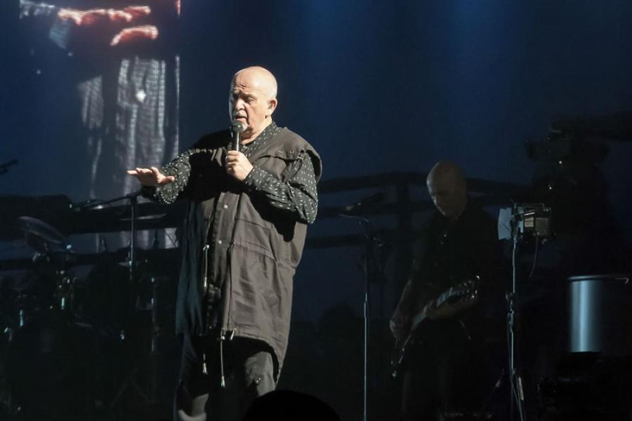 Peter Gabriel 11.10.2013 Leipzig