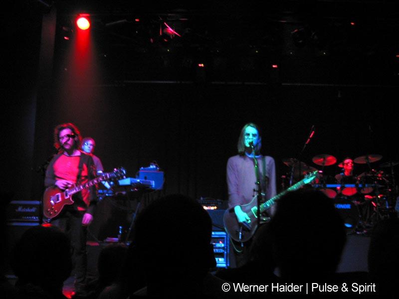 Porcupine Tree 31.3.2003 Wien