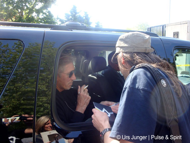 Roger Waters 24.5.2012 Seattle