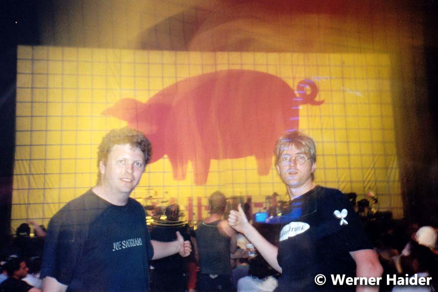 Roger Waters 31.7.1999 Montreal